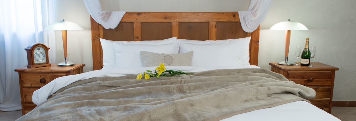 We produce top quality bed linen