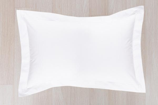 White Pillowcase Luxurysatin